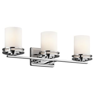 HENDRIK Led polished chrome KL/HENDRIK3 BATH Kichler
