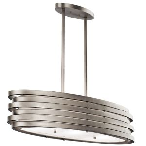 ROSWELL brushed nickel KL/ROSWELL/ISLE Kichler