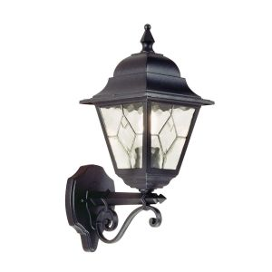 NORFOLK black NR1 BLK Elstead Lighting