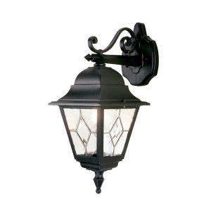NORFOLK black NR2 Elstead Lighting