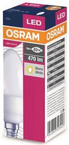 Value Classic 6W E14 B40 FR OSRAM