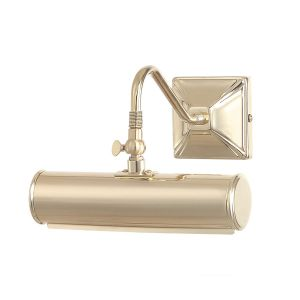 PICTURE LIGHT polished brass PL1/10 PB Elstead Lighting