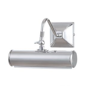 PICTURE LIGHT polished chrome PL1/10 PC Elstead Lighting