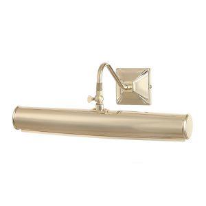 PICTURE LIGHT polished brass PL1-20-PB Elstead Lighting
