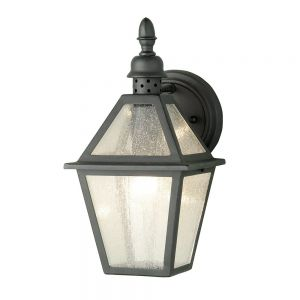 POLRUAN black POLRUAN Elstead Lighting