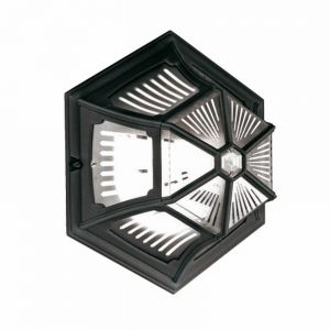 PARISH black PR12-BLACK Elstead Lighting