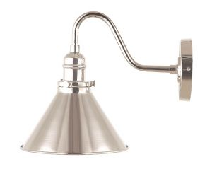 PROVENCE polished nickel PV1 PN Elstead Lighting
