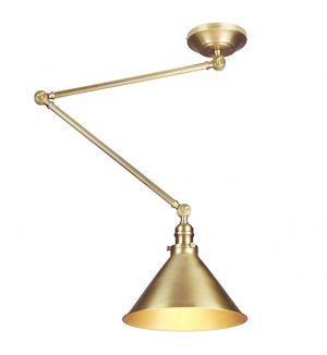 PROVENCE aged brass PV/GWP AB Elstead Lighting