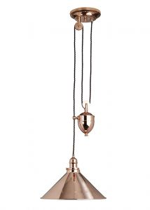 PROVENCE polished copper PV/P CPR Elstead Lighting