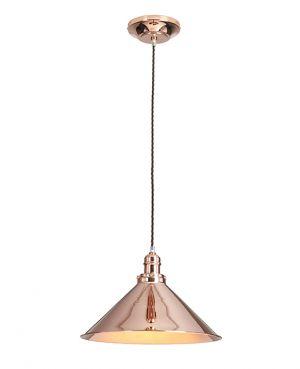 PROVENCE polished copper PV/SP CPR Elstead Lighting