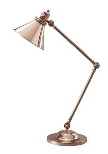 PROVENCE polished copper PV/TL CPR Elstead Lighting