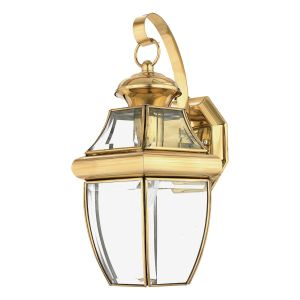 NEWBURY polished brass QZ/NEWBURY2/M Quoizel