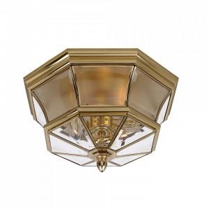 NEWBURY polished brass QZ-NEWBURY-F-PB Quoizel