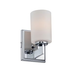 TAYLOR Led polished chrome QZ/TAYLOR1S BATH Quoizel