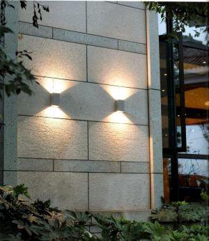 Dixie LED silver-grey R10354 Redlux