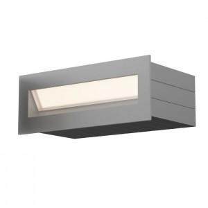 TESS Led silver-grey R12031 Redlux