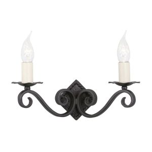 RECTORY black RY2A Elstead Lighting