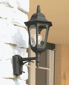 PARISH black PR1 BLACK Elstead Lighting