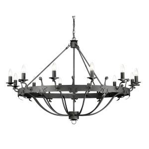 WINDSOR graphite WINDSOR12 GR Elstead Lighting