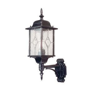 WEXFORD black silver WX1 Elstead Lighting