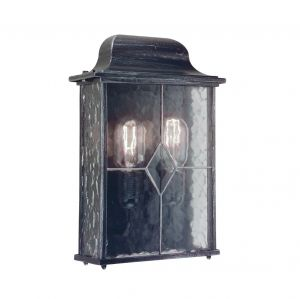 WEXFORD black silver WX7 Elstead Lighting
