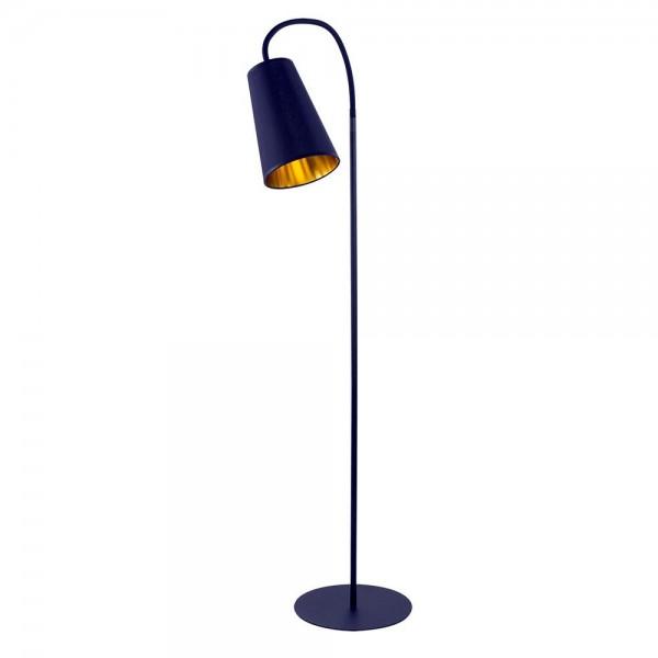 WIRE black-gold podłogowa 1099 TK Lighting