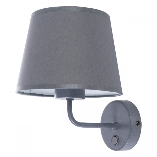 MAJA gray kinkiet 1880 TK Lighting