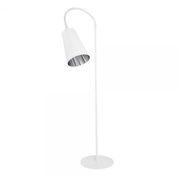 WIRE white-silver podłogowa 5166 TK Lighting