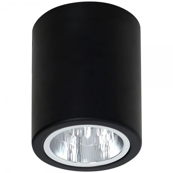 DOWNLIGHT round black 7235 Luminex