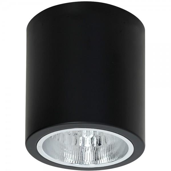DOWNLIGHT round black 7239 Luminex