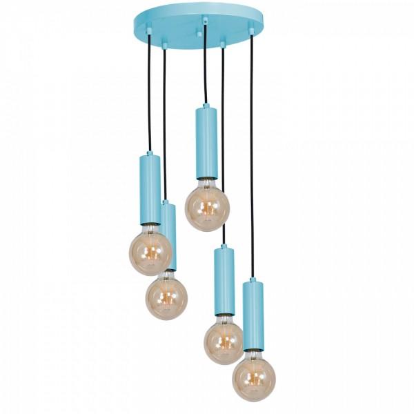 TUBES blue V 8505 Luminex