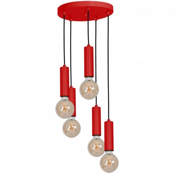 TUBES red V 8511 Luminex