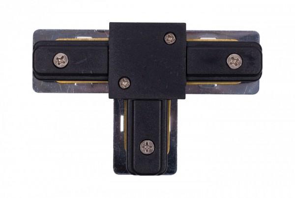 PROFILE T-CONNECTOR black 9186 Nowodvorski Lighting