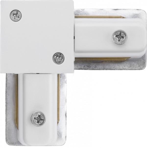 PROFILE L-CONNECTOR white 9456 Nowodvorski Lighting
