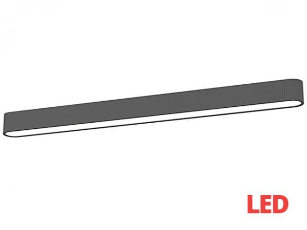SOFT LED graphite 90x6 plafon 9536 Nowodvorski Lighting