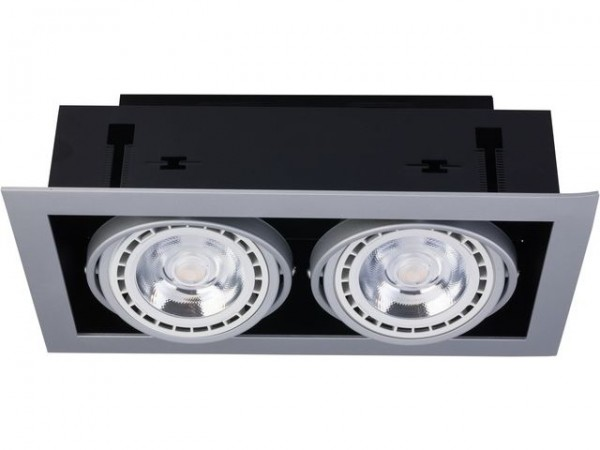 DOWNLIGHT ES111 silver II 9572 Nowodvorski Lighting