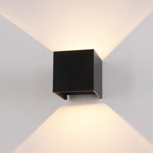 SORENTO LED black PL-208B Italux