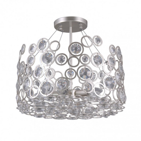 NARDO champagne silver PNPL-33064-5-CH.S Italux