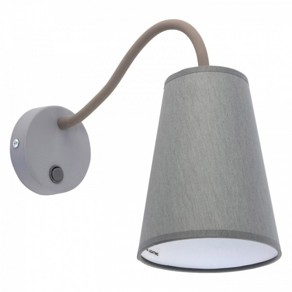 WIRE gray kinkiet 2446 TK Lighting