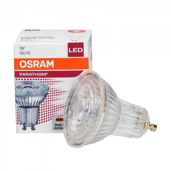 LED GU10 4.3W Parathom 2700K 36 OSRAM